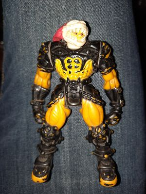 "RARE GWAR SABAN 4"" FIGURE 1999 MIGHTY MORPHIN POWER RANGERS COLLECTIBLE TOY OLD for Sale in Monterey Park, CA"
