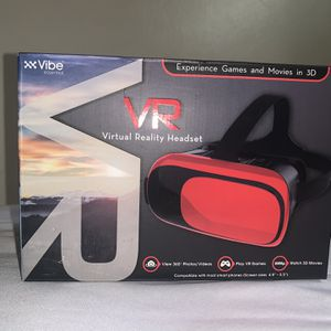 VR Virtual Reality Set for Sale in Tampa, FL