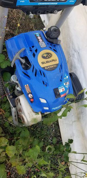Pressure washer. for Sale in Tacoma, WA