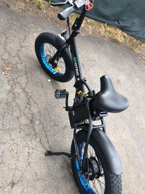 Electric Bike for Sale in Hayward, CA