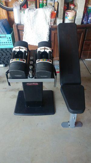 Powerblock Gym: U90 Urethane for Sale in Elk Grove, CA