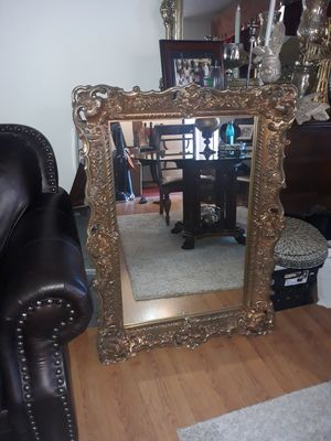 Antique mirrors ,antique table for Sale in Portland, OR
