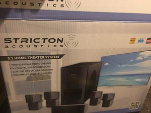 Wireless Bluetooth 5 Speaker Surround Home Theatre System for Sale in Tampa, FL
