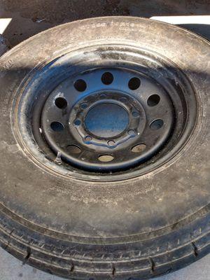 Trailer tire..brand new..$100 bucks.. for Sale in Bloomington, CA