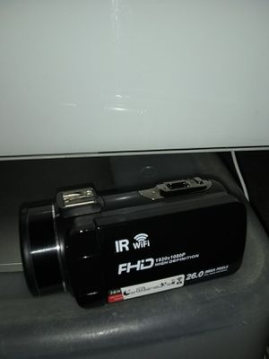 Small camcorder, 1080p, night vision for Sale in Southeast Raleigh, NC
