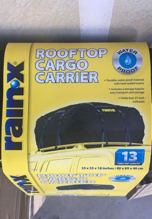Rooftop Cargo Carrier for Sale in Spanish Springs, NV