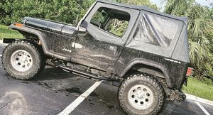 1992 Jeep Wrangler YJ for Sale in St. Petersburg, FL