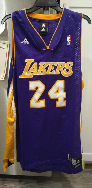 Adidas Kobe Bryant jersey size L for Sale in Costa Mesa, CA