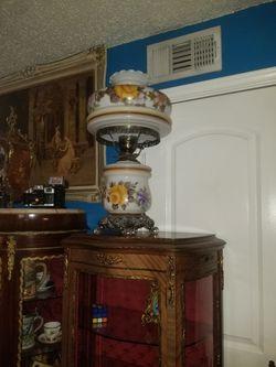 Vintaje Glass Lamp for Sale in Mesquite,  TX