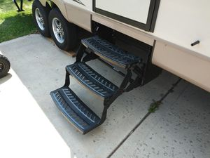 Folding steps rv camper for Sale in Hoffman Estates, IL
