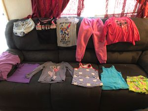 Kids for little girls Clothes bundle for Sale in Fresno, CA