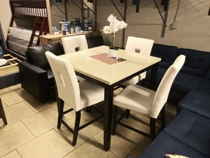 5pcs dinning $469 for Sale in North Las Vegas, NV