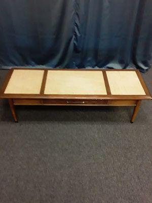 Coffee table, granite for Sale in Murrieta, CA