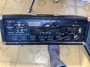 Peavey Bass amp head 400 Series for Sale in Bridgeview, IL