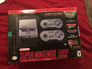 Super Nintendo entertainment for Sale in Clovis, CA