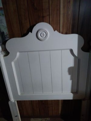 Faerie queene twin headboard only. No frame no for Sale in Sterling Heights, MI