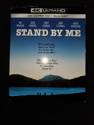 *NEW* Stand By Me 4K UHD/HDR Bluray for Sale in Spring, TX