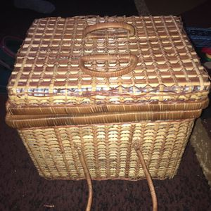 Basket With 2 Pots for Sale in Newport News, VA