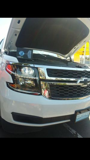 High Power CSP LED H11 headlights set with 1 year WARRANTY. Brightest car LED kit available on the market easy plug and play Can Bus Error Free for Sale in West Covina, CA