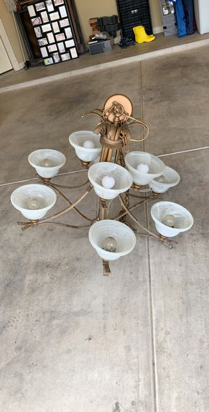 Chandelier light for Sale in Helotes, TX