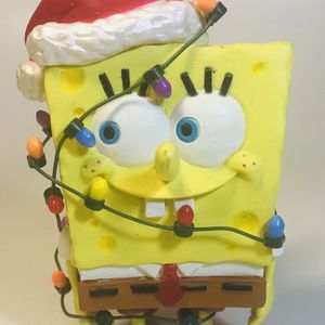 Sponge Bob & Patrick Christmas Ornament for Sale in Cuyahoga Heights, OH
