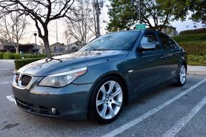 2007 BMW 530i w/Clean Title, No Accidents & 123k Miles for Sale in Fontana, CA