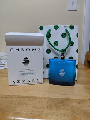 AZZARO CHROME UNDER THE POLE ALCOHOL FREE for Sale in MIDDLEBRG HTS, OH
