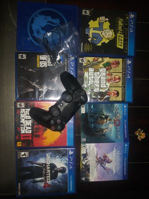 Ps4 games remote for Sale in Tulare, CA
