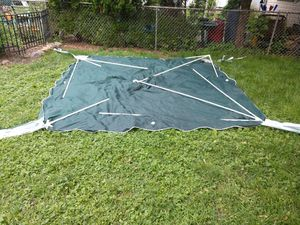 Slanted pole canopy tent for parts for Sale in Oak Lawn, IL