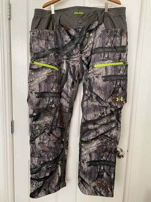 Under Armour Scent Control XStorm 2 Pants - Size 3xl for Sale in San Bruno, CA