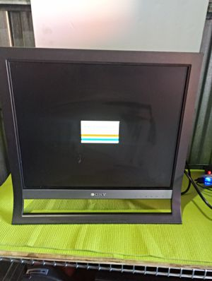 sony computer monitor 15 inches for Sale in Hyattsville, MD