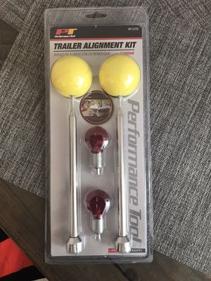Trailer Alignment Tool. Magnetic. NEVER USED for Sale in Covina, CA