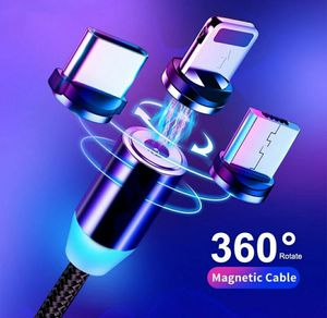 Cable magnetic 2 meter, 3 tips for Sale in Orlando, FL
