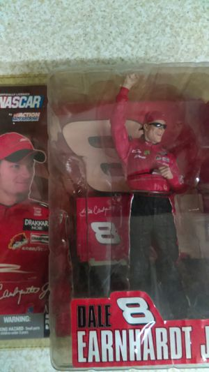 Dale Earnhardt Jr. Action Figure - NEW for Sale in Austin, TX
