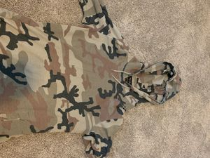 PacSun camo hoodie for Sale in Las Vegas, NV