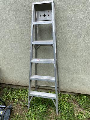 6' A-frame ladder for Sale in Irvine, CA