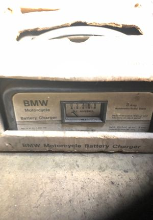 BMW motorcycle Charger for Sale in Los Alamitos, CA