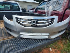 2011-2012 honda accord front bumper cover /grill/fog lights for Sale in Liberty, SC