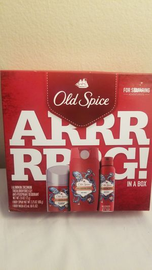 Old Spice Krakengard Gift Set for Sale in Los Angeles, CA
