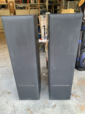 Polk Audio Monitor Series 11T for Sale in Tampa, FL