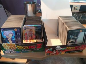 Dragon ball z panini tcg for Sale in Woodland, CA