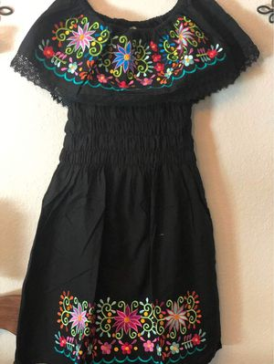 Mexican dress size M for Sale in Lincoln Acres, CA