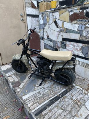 Mega Moto Mini Bike 80cc CLEAN + CHEAP for Sale in Los Angeles, CA