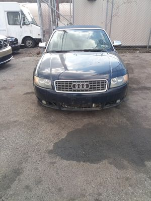2004 2005 2006 2007 AUDI S4 CONVERTIBLE PARTS PARTING OUT for Sale in Philadelphia, PA