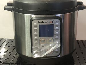 8 qt. Programmable Electric Pressure Cooker for Sale in Carlsbad, CA