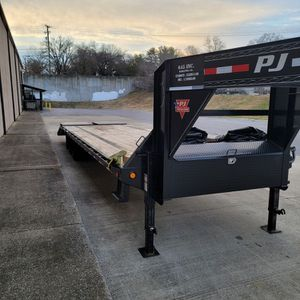 2021 PJ Gooseneck Trailer For Sale for Sale in Marietta, GA