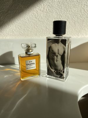 Chanel No. 5 perfume & Abercrombie perfume for Sale in Irvine, CA