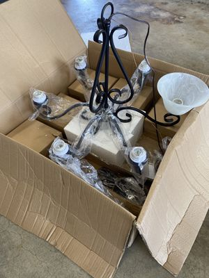 Iron chandelier for Sale in Placentia, CA