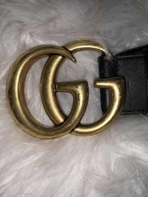 Authentic GUCCI Belt SIZE 85 ONLY $375 for Sale in Scottsdale, AZ