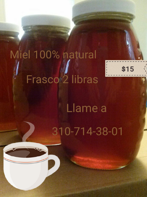 Miel 100 % natural pura honey for Sale in Paramount, CA